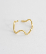 gert wave ring cuff(カラー1)